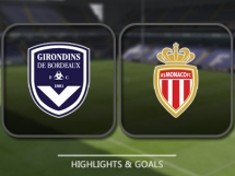 Bordeaux 0:4 AS Monaco