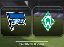 Hertha Berlin 0:1 Werder Brema
