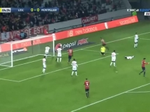 Lille 2:1 Montpellier