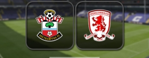 Southampton 1:0 Middlesbrough