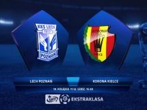 Lech Poznań 1:0 Korona Kielce
