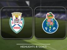 Feirense 0:4 FC Porto