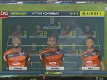 Saint Etienne 1:0 Guingamp