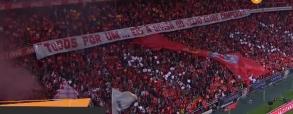 Benfica Lizbona 2:1 Sporting Lizbona