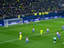 Villarreal CF 3:0 Atletico Madryt