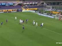 Fiorentina 2:1 Sassuolo