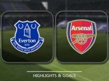 Everton 2:1 Arsenal Londyn