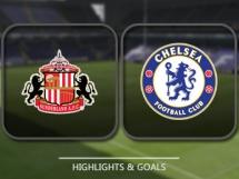 Sunderland 0:1 Chelsea Londyn