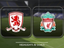 Middlesbrough 0:3 Liverpool