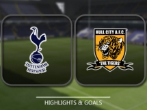Tottenham Hotspur 3:0 Hull City