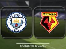 Manchester City 2:0 Watford