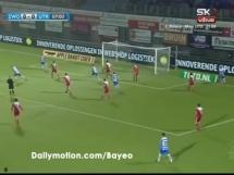 PEC Zwolle 1:2 Utrecht