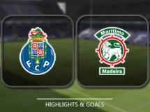 FC Porto 2:1 Maritimo Funchal