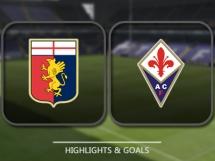 Genoa 3:4 Fiorentina