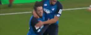 Hoffenheim 1:1 Borussia Dortmund