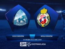 Ruch Chorzów 1:0 Wisła Kraków