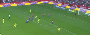 Sporting Gijon 1:3 Villarreal CF