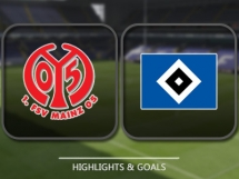 FSV Mainz 05 3:1 Hamburger SV