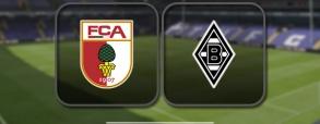 Augsburg 1:0 Borussia Monchengladbach