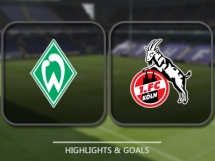 Werder Brema 1:1 FC Koln