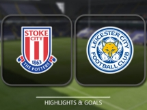Stoke City 2:2 Leicester City