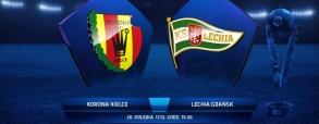Korona Kielce 2:0 Lechia Gdańsk