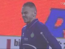 Lorient 2:1 Saint Etienne