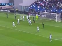 Sassuolo 0:1 Inter Mediolan