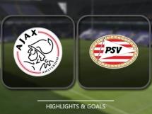 Ajax Amsterdam 1:1 PSV Eindhoven