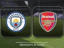 Manchester City 2:1 Arsenal Londyn