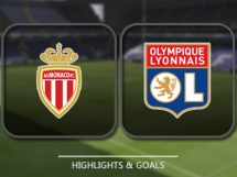 AS Monaco 1:3 Olympique Lyon
