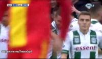 Groningen 1:1 Go Ahead Eagles