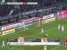 Borussia Monchengladbach 1:2 VfL Wolfsburg