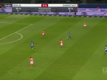 Hertha Berlin 2:0 SV Darmstadt