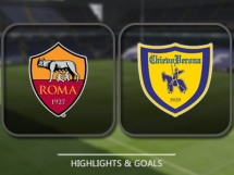 AS Roma 3:1 Chievo Verona