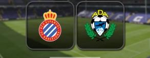 Espanyol Barcelona 1:1 Alcorcon