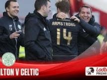 Hamilton 0:3 Celtic