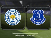 Leicester City 1:0 Everton