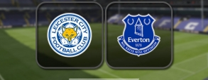 Leicester City 0:2 Everton