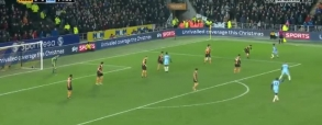Hull City 0:3 Manchester City