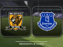 Hull City 2:2 Everton