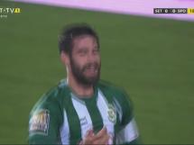 Vitoria Setubal 1:1 Sporting Lizbona
