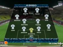 AS Monaco - Ajaccio 2:1