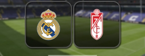 Real Madryt 5:0 Granada CF