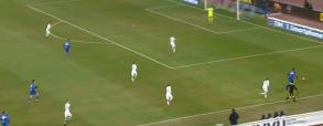 Napoli 2:1 Sampdoria