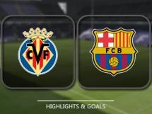 Villarreal CF 1:1 FC Barcelona