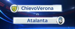 Chievo Verona 1:4 Atalanta