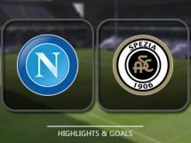 Napoli 3:1 Spezia