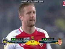 FC Sochaux - AS Monaco 1:1 (3:4)