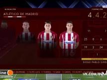 Atletico Madryt 2:3 Las Palmas